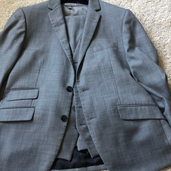 Kenneth Cole Other - Kenneth Cole 40 S Coat Jacket